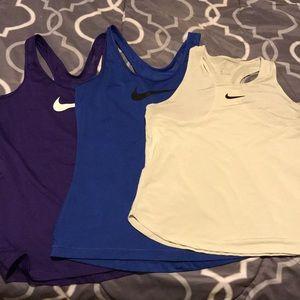 Nike Dri Fit Tank Bundle